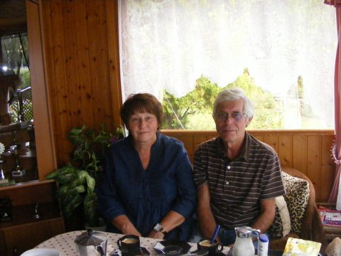 Somogyi László és felesége -USI-