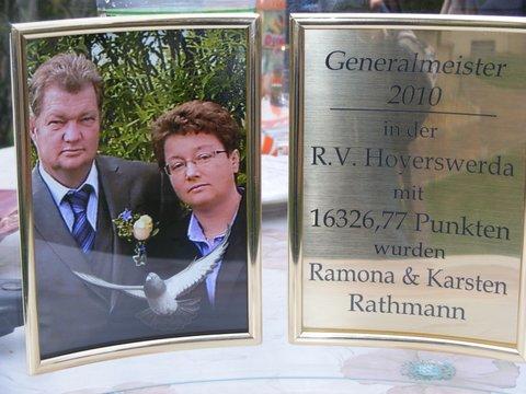 Rathmann házaspár kitüntetése